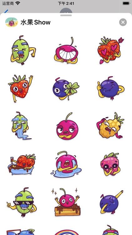水果Show