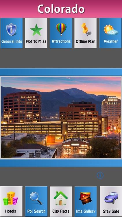 Colorado Springs Offline Guide