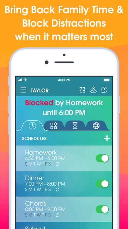 Parental Control App - OurPact screenshot-5