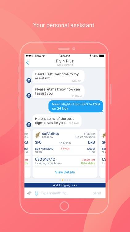 Flyin.com - طيران و فنادق screenshot-7
