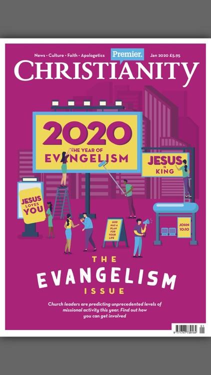 Premier Christianity Magazine screenshot-3