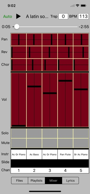 Sweet MIDI Player on the App Store