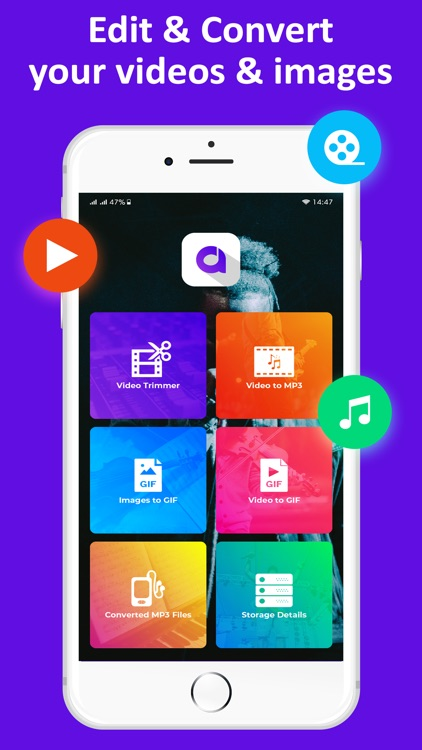 Mp3 Converter, Video To Music