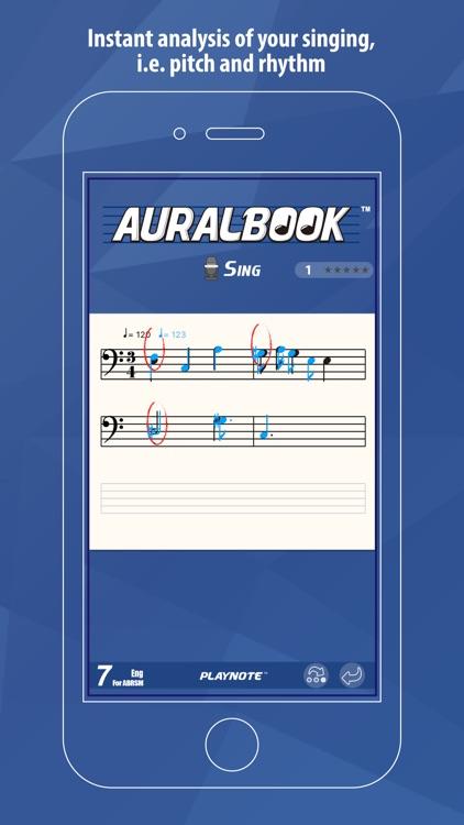 AURALBOOK for ABRSM Grade 7 HD screenshot-4