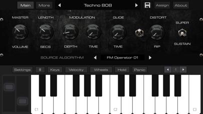 Bass 808 Synth + AUv3 Platinumのおすすめ画像3