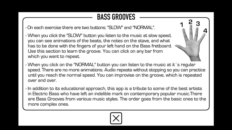 Bass Grooves. screenshot-1