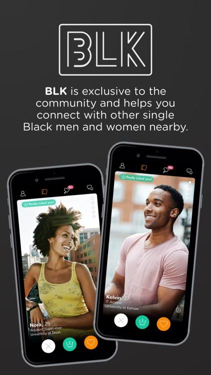 BLK - Dating for Black singles