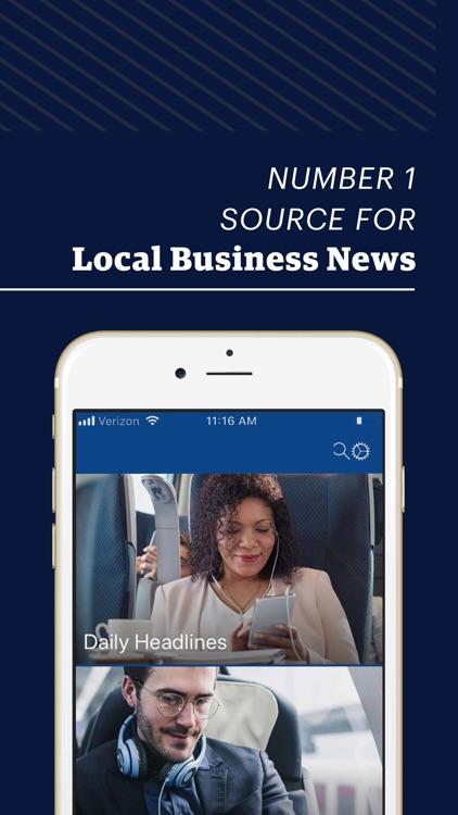 Triad Business Journal screenshot-4