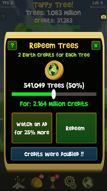 Tappy Tree - Idle Clicker Game screenshot-4