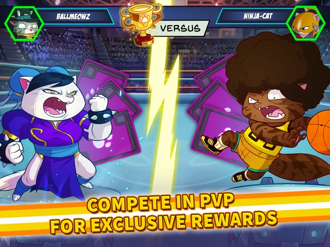 Tap Cats: Epic Card Battle CCG on the App Store