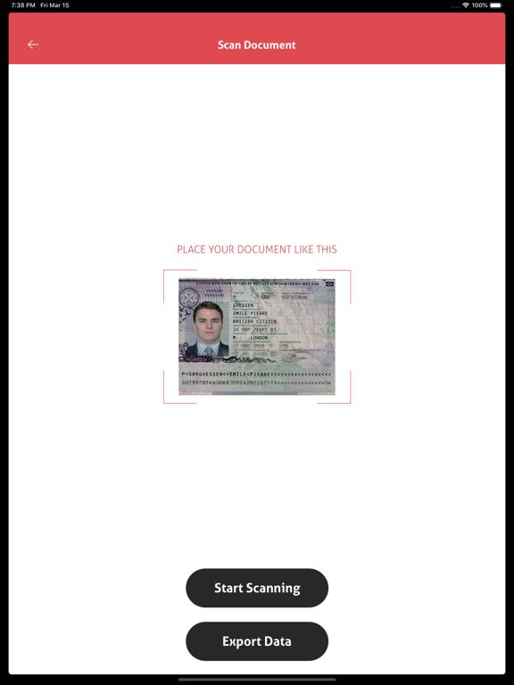 Accura Scan - Digital KYC by Yasin Patel (iOS, United States