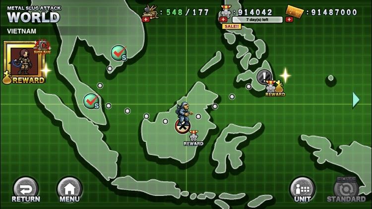 METAL SLUG ATTACK screenshot-6