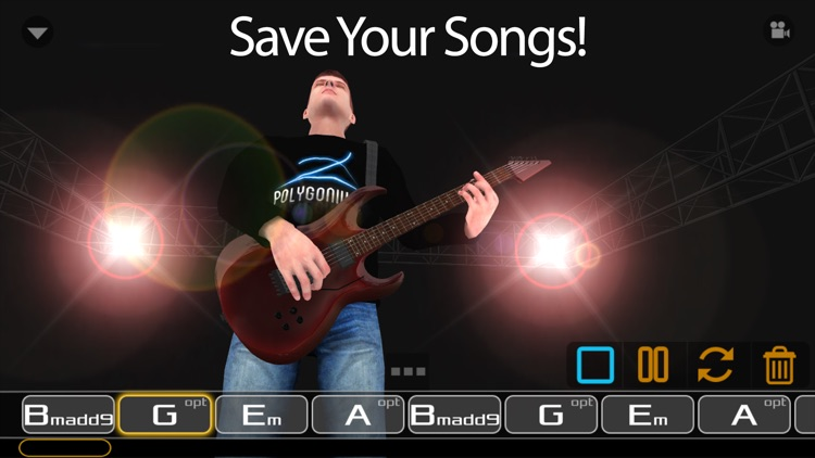 Guitar 3D PRO screenshot-1