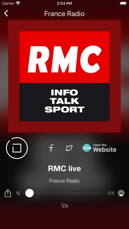 France Radio Online | FM et AM screenshot-5
