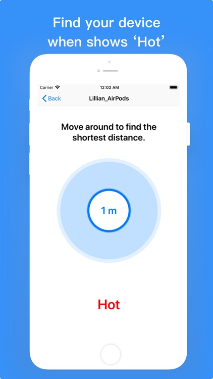 Find Headphones-Device Tracker