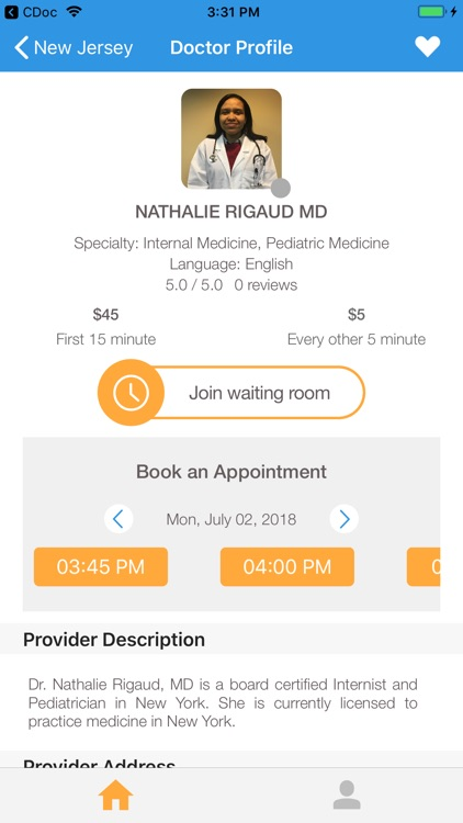 CDoc: See your doctor anytime screenshot-3