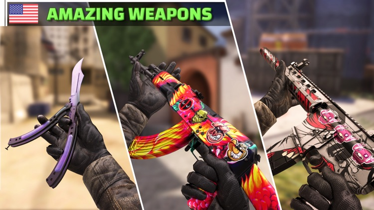 Counter Attack Multiplayer FPS screenshot-0