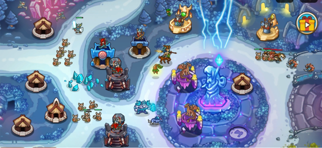 ‎Kingdom Defense: Hero Legend Screenshot