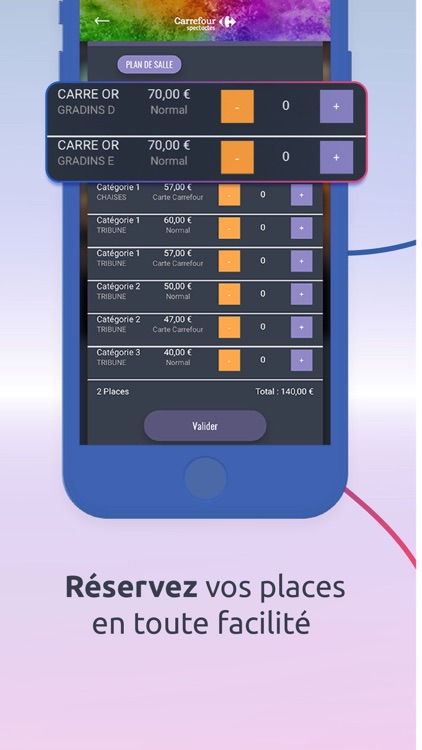 Carrefour spectacles screenshot-5