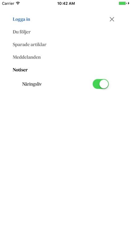 SvD Näringsliv screenshot-3