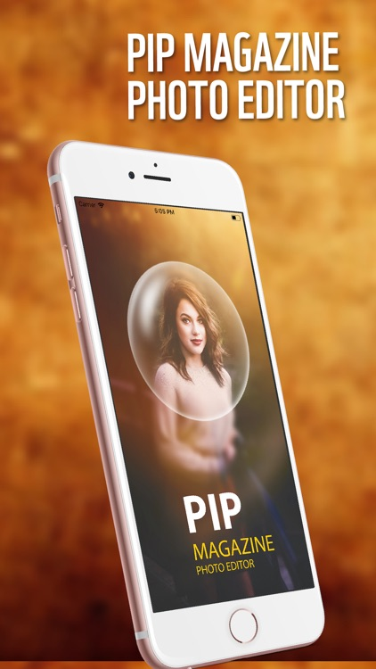 Pip Magazine Photo Editor