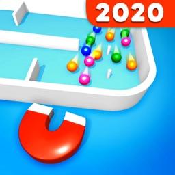 Magnet Maze 3D