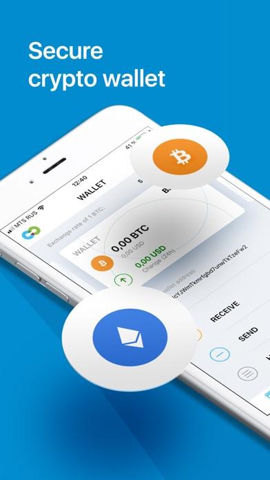 Bitcoin Wallet App - Totalcoin-0
