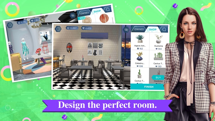Design My Room: Fashion