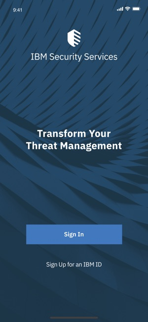 IBM Security Services on the App Store