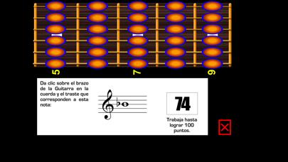 Screenshot for Leer Partitura de Guitarra PRO in Spain App Store