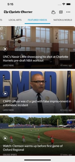 The Charlotte Observer News on the App Store