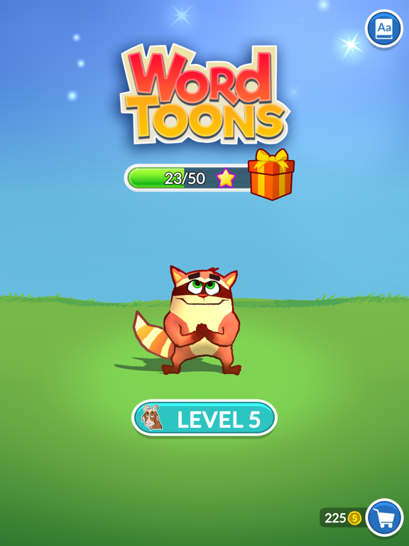 Word Toons screenshot 12