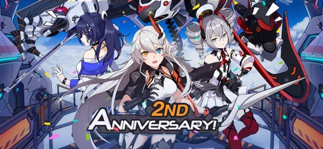Mod Game Honkai Impact 3 for iOS