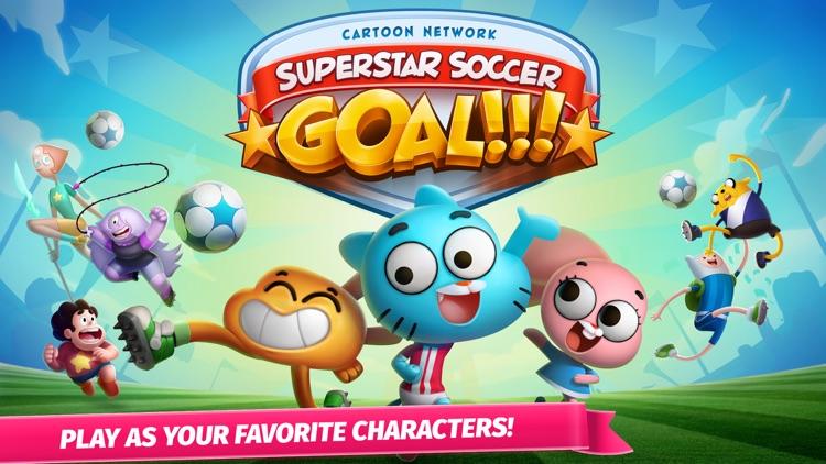 CN Superstar Soccer: Goal!!! screenshot-0