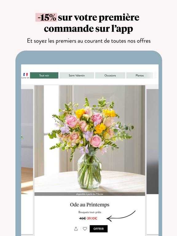 Screenshot #5 pour Bloom & Wild Fleurs & Cadeaux