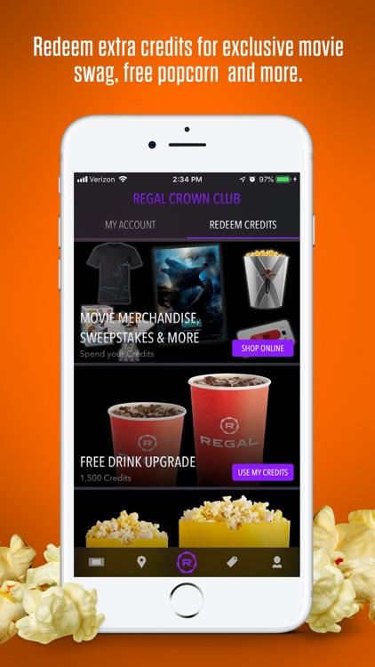 Regal Cinemas screenshot-4
