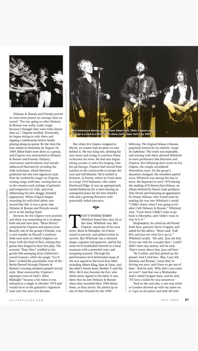 Guitar Player Magazine review screenshots