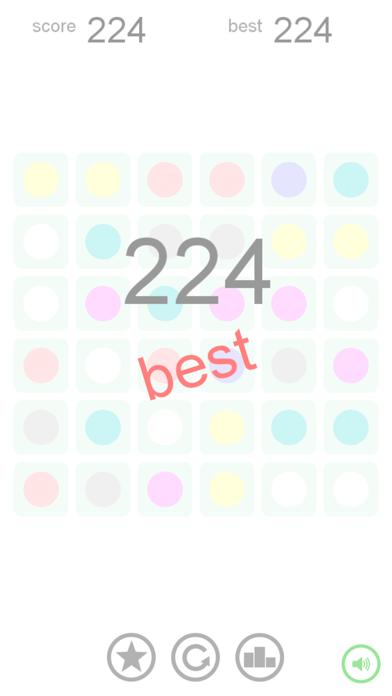 Slide Dots: A Colorful Puzzle screenshot three