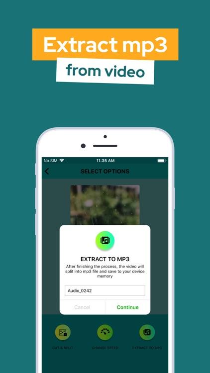 Video compression & Resizer screenshot-4