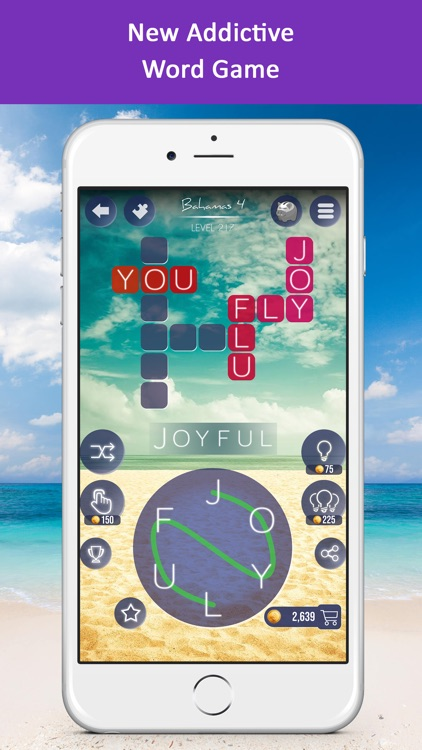 Word Beach: Fun Spelling Games screenshot-0