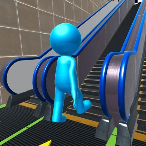 Escalator Fun!