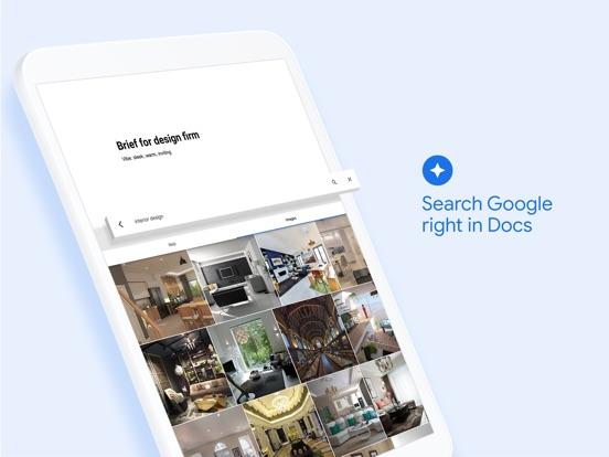 Screenshot #3 for Google Docs: Sync, Edit, Share