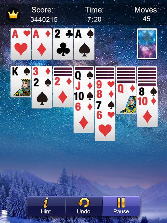 Solitaire Daily™ screenshot 4