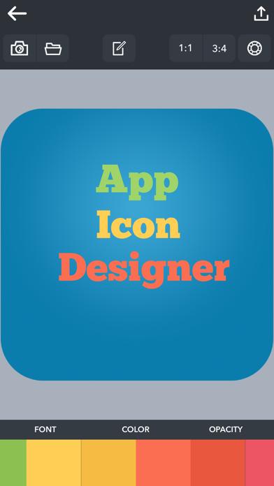 App Icon Designer screenshot three