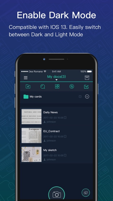 CamScanner + | PDF Scanner Screenshots