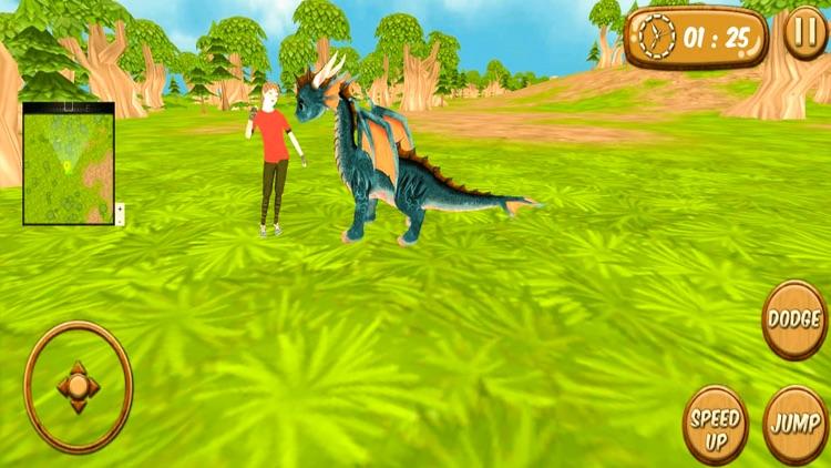 Real Kid Dragons Training Sim