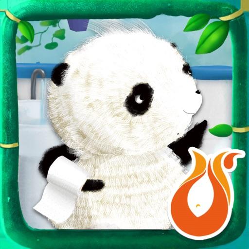 熊貓多多系列 10 - 上厕所