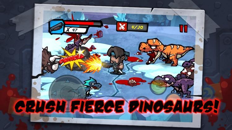 DinoCap 3 Survivors screenshot-3