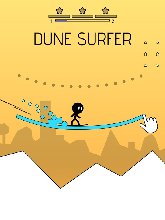 Dune Surfer screenshot 7