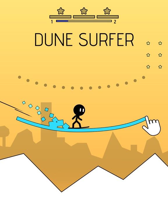 Dune Surfer screenshot 7